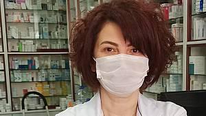 """Kağnıcı: """"Bilimsel Eczacılık Haftasında Hastalıkta Sağlıkta Eczacınız Yanınızda"""""""
