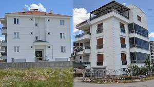 Karaman'da 2 apartman karantinaya alındı