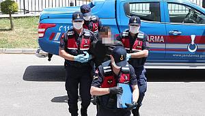 5 Ayrı Suçtan Aranan Firari Hükümlü Tutuklandı