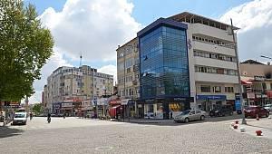 Karaman'da caddelerde sessizlik hakim