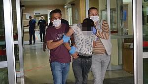 Karaman'da hastaneden kaçan tutuklu operasyonla yakalandı