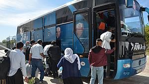 Karaman'da karantina süresi dolan 288 kişi evlerine gönderildi