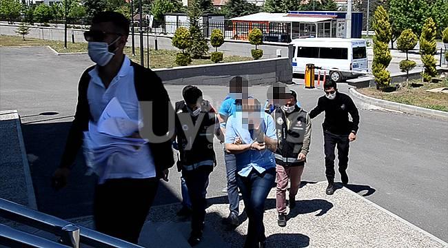 Karaman polisinden operasyonlar 8 gözaltı