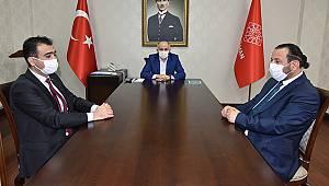 Türk Dil Bayramı Değerlendirme Toplantısı Yapıldı