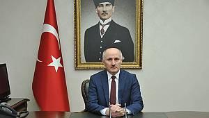 Vali Meral'in 743. Türk Dil Bayramı Mesajı