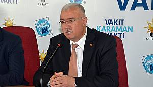 """""""AK Parti Gündüz Başka Akşam Başka Konuşan Bir Siyasi Hareket Değildir"""""""