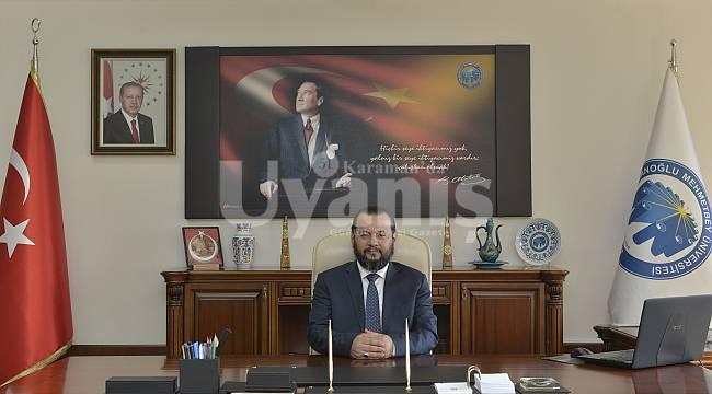 Akgül'den YKS ve MSÜ sınavlarına girecek adaylara hatırlatma