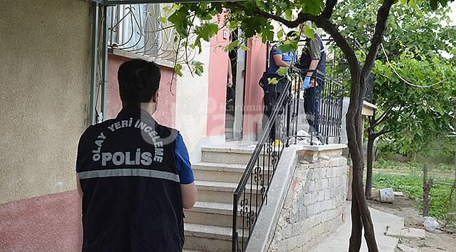 Babasını ve kardeşini yaralayan şüpheli tutuklandı