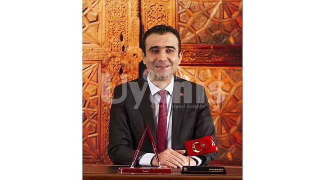 Başkan Savaş Kalaycı Karaman'ın İl Oluşunu Kutladı