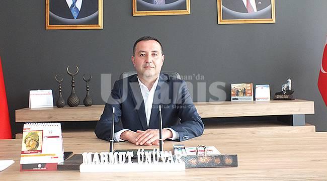 """Başkan Ünüvar: """"Karaman'da Devamlı Suça Karışan 300 Kişilik Bir Kesim Var"""""""
