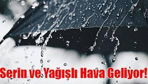 Karaman'a serin ve yağışlı hava geliyor!