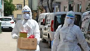Karaman'da antikor testleri başladı