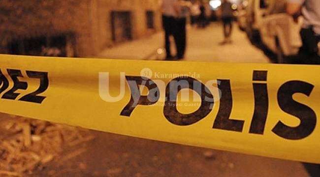Karaman'da çıkan kavgada 4 kişi bıçaklandı