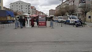 Karaman'da cumartesi pazarı pazar günü kurulacak