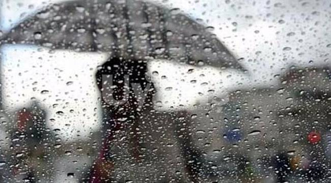Karaman'da gök gürültülü sağanak yağışların devam etmesi bekleniyor