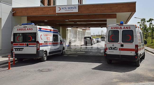 Karaman'da koronavirüs durdurulamıyor