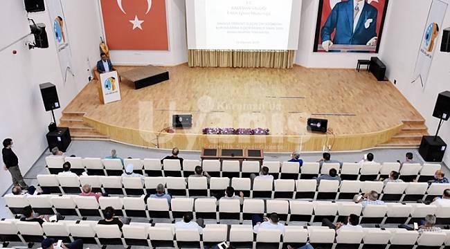 Karaman'da LGS Koordinasyon Toplantısı Gerçekleştirildi