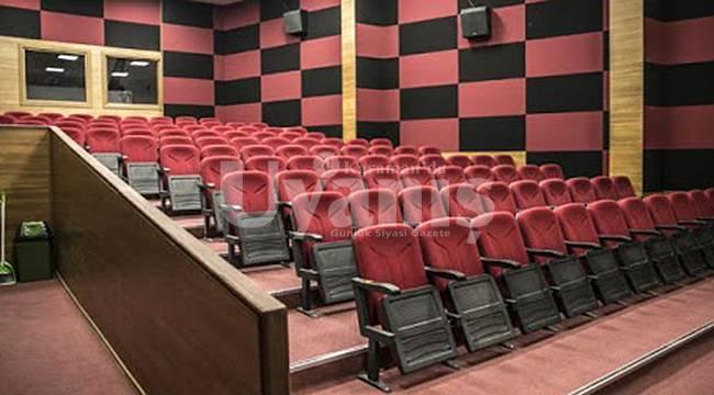 Karaman'da sinema seyircisi sayısı yüzde 40 azaldı