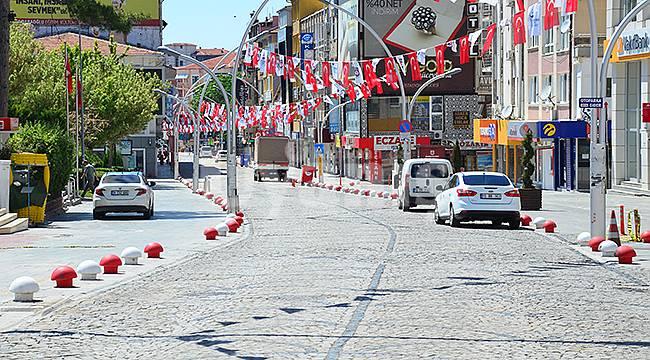 Karaman'da sokağa çıkma yasağı uygulanacak