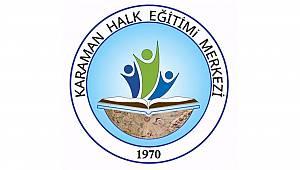 Karaman Halk Eğitimi Merkezi El Sanatları Sanal Sergisi