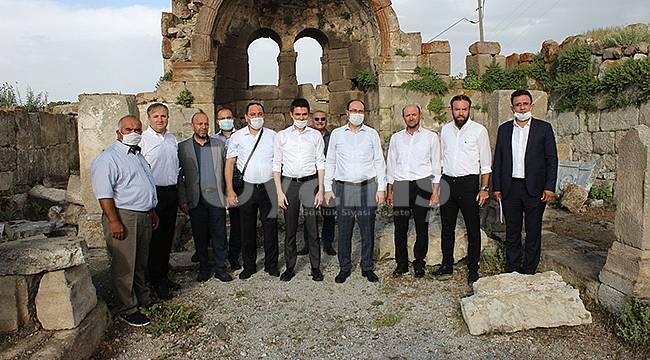 Kuzey Karaman Turizm Aksının Geliştirilmesi Projesi Çalışmaları Başladı