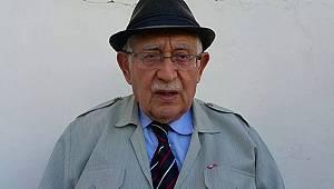 Ahmet Tartan vefat etti