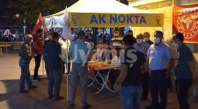 AK Parti yeni üye kayıtları çalışması başlattı