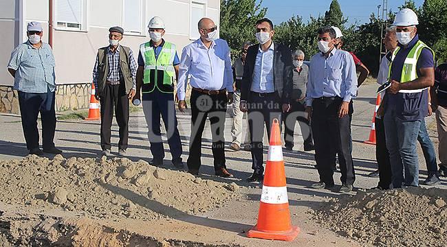 Fatih Mahallesi doğalgaza kavuşuyor