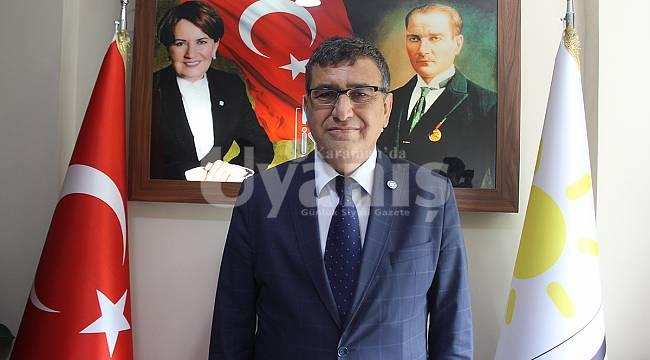 Hatipoğlu'nun 15 Temmuz Demokrasi ve Milli Birlik Günü mesajı
