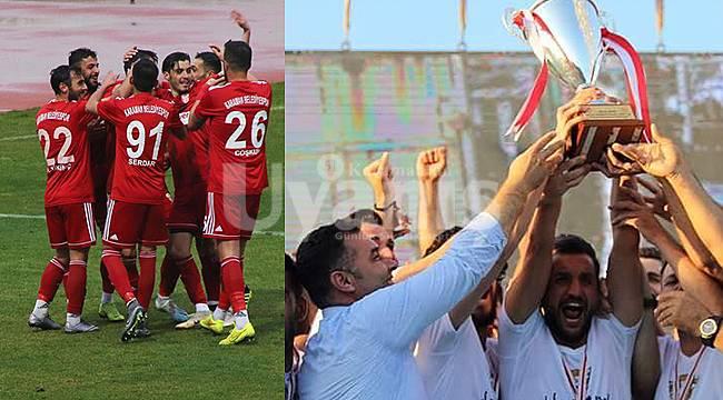 Karaman Belediyespor'u 3. lige çıkarmadılar