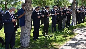 Karaman'da 15 Temmuz Şehitleri için Kur'an-ı Kerim okundu, dua edildi