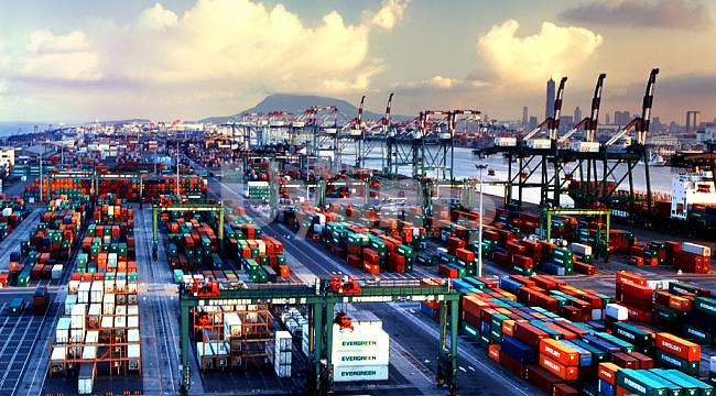 Karaman'da ihracat yüzde 49,6, ithalat yüzde 47,9 arttı