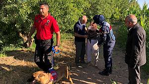 Karaman'da kayıp alzheimer hastası heybet teyze bulundu