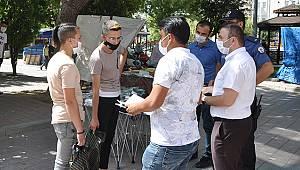 Karaman'da koronavirüs denetimi yapılacak