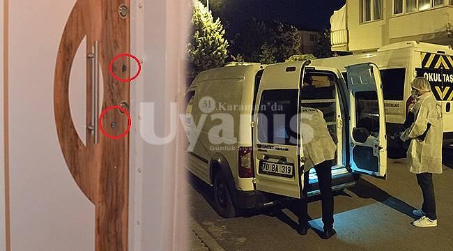 Karaman'da şok olay baldızını av tüfeğiyle vurdu