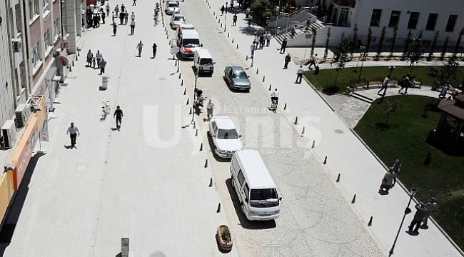 Karaman'da taşıt sayısı bir yılda 937 adet arttı