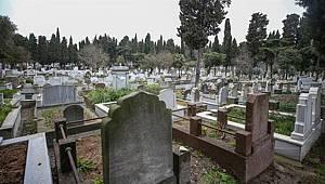 Mezarlık parseli satışı yapılacak