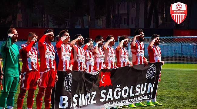 Tahkim Kurulundan Karaman Belediyespor'a Red