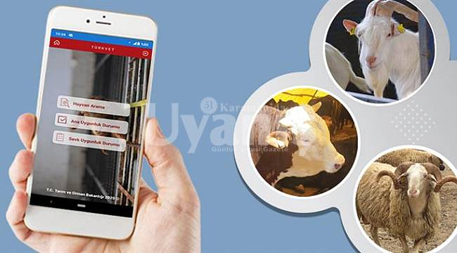 TÜRKVET Artık Akıllı Telefonlarda