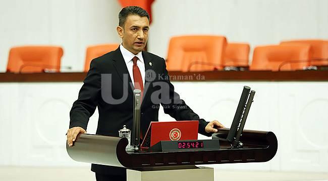 """Ünver, """"Karaman Belediyespor mağdur edilmiştir"""""""