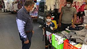 Vali Işık maske konusunda vatandaşları uyardı