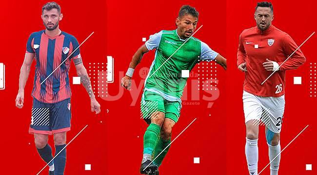 Karaman Belediyespor üç oyuncuyu renklerine bağladı
