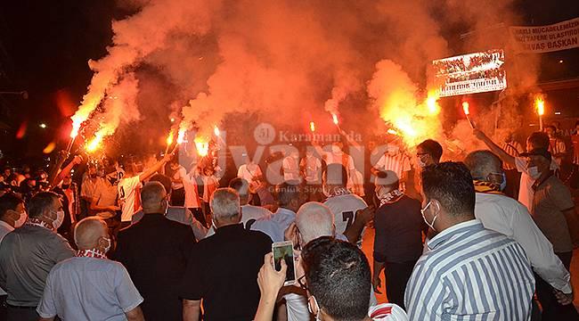 Karaman'da Vakalar Artınca Kupa Töreni İptal Edildi