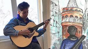 Karamanlı şarkıcı Hasan Kutan'ın yeni şarkısı tüm dijital platformlarda