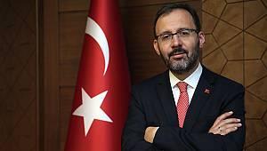 Kasapoğlu, Karaman Belediyespor'a başarılar diledi