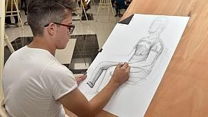 KMÜ resim bölümüne özel yetenek sınavıyla 20 öğrenci alınacak