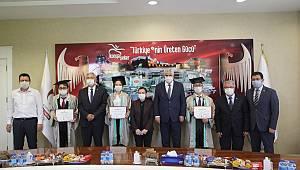 Konya Gıda ve Tarım Üniversitesinden mezun oldular