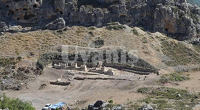 Ermenek'te Arkeolojik Kazı Çalışmaları Yapılacak