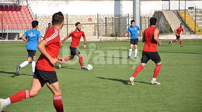 Karaman Belediyespor bir haftada üç maça çıkacak
