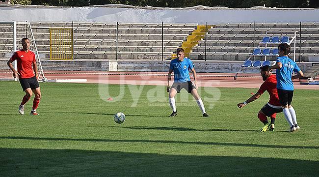 Karaman Belediyespor, ligin ikinci haftasını maç oynamadan tamamlayacak
